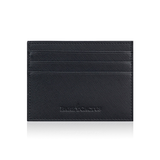 Jaycee Leather Card Holder-<br> Black