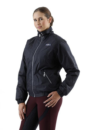 Pro Rider Unisex Waterproof Riding Jacket - Navy