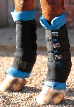 Magnetic Boot Wraps