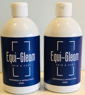 Equi-Gleam Skin & Coat 500ml