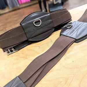 Dressage Comfort Girth - Havana Brown