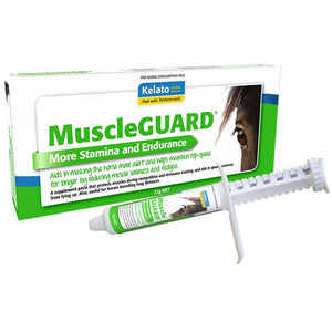 MuscleGUARD Paste 32g
