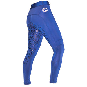Mane Event Riding Tights - Winter Navy