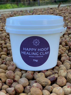 Happy Hoof Healing Clay 1kg