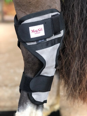 MagAid Magnetic Therapy Hock Wraps