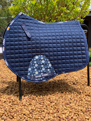 Jump Saddle Pad - Daisy