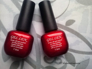 Top Coat & Base Coat Gel Polish