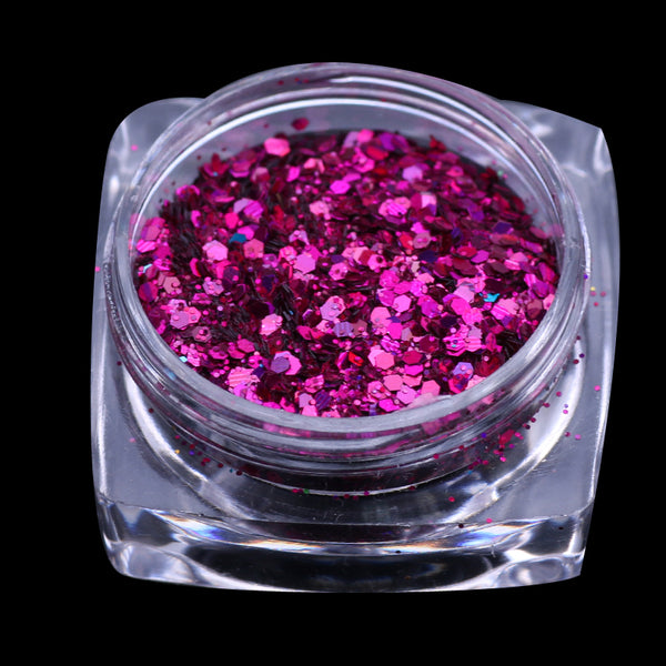 Hexagon Glitter