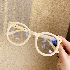 2020 New Optical Glasses Oversized Cat Eye Glasses Frame