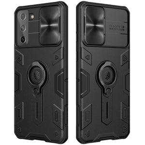 Vipomall Shockproof Armor Bumper Camera Protection Case for Samsung Galaxy S21 Series