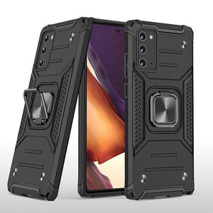 Vipomall Shockproof Armor Magnetic Holder Case for Samsung Galaxy Note