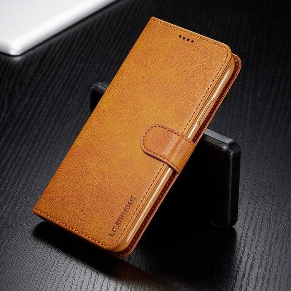 Vipomall Vintage 360° Cover Wallet For Samsung Galaxy Note 20 Ultra