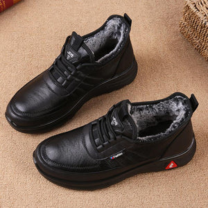Vipomall Men Soft Sole Warm Fur Shoes(Buy 2 Get 10% OFF)