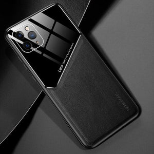 Vipomall New Arrival Magnetic Soft TPU Frame Cases for iPhone 12