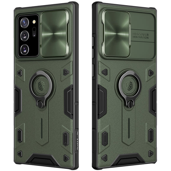 Vipomall Shockproof Armor Bumper Camera Protection Case for Samsung Galaxy Note