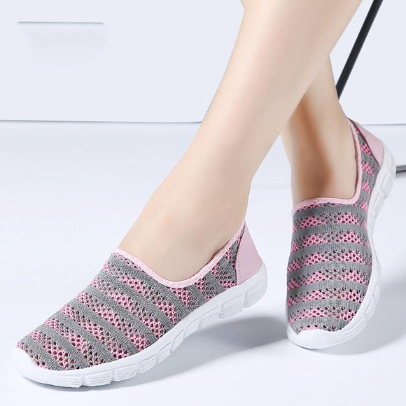 2020 Summer Women Shoes Breathable Mesh Sneakers(Buy 2 Get 10% OFF)