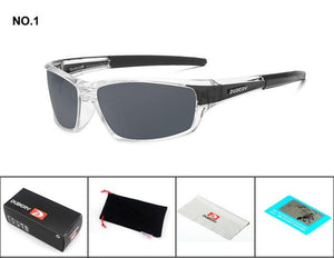 Vipomall Fashion Polarized Driving Mirror Sport Sunglasses (Buy 2 Get 10% OFF)