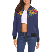 Women's Warrior Bomber Jacket - Lord Merchx