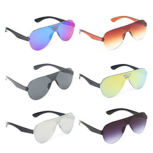 Load image into Gallery viewer, Fashion Sunglasses Integrated Rimless Sunglasses