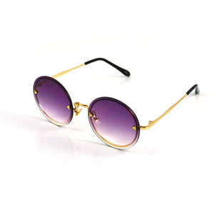 Classic Women Simple Personality Comfortable Sunglasses