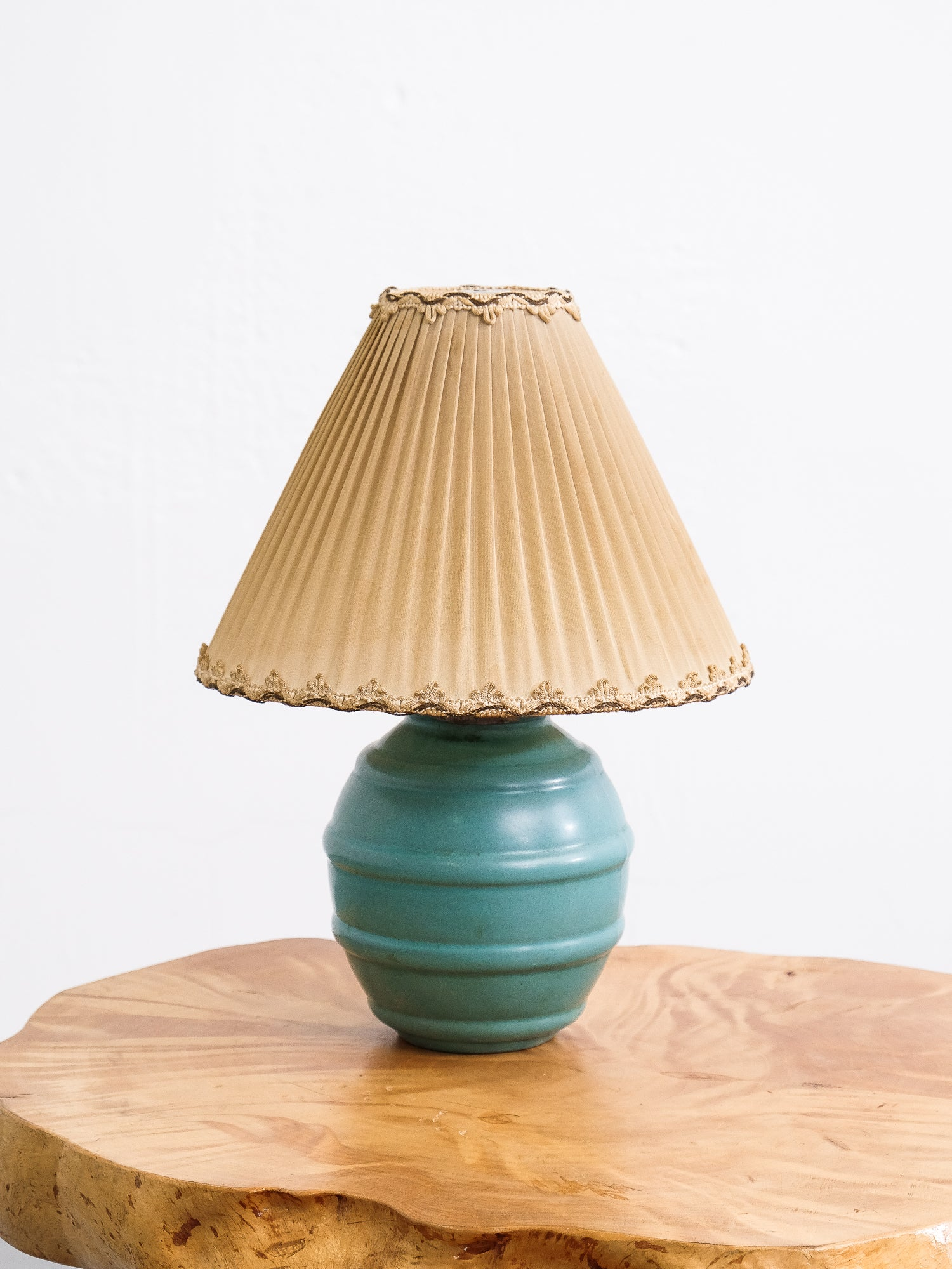 Ceramic Table Lamp, Arabia, Finland, 1960s