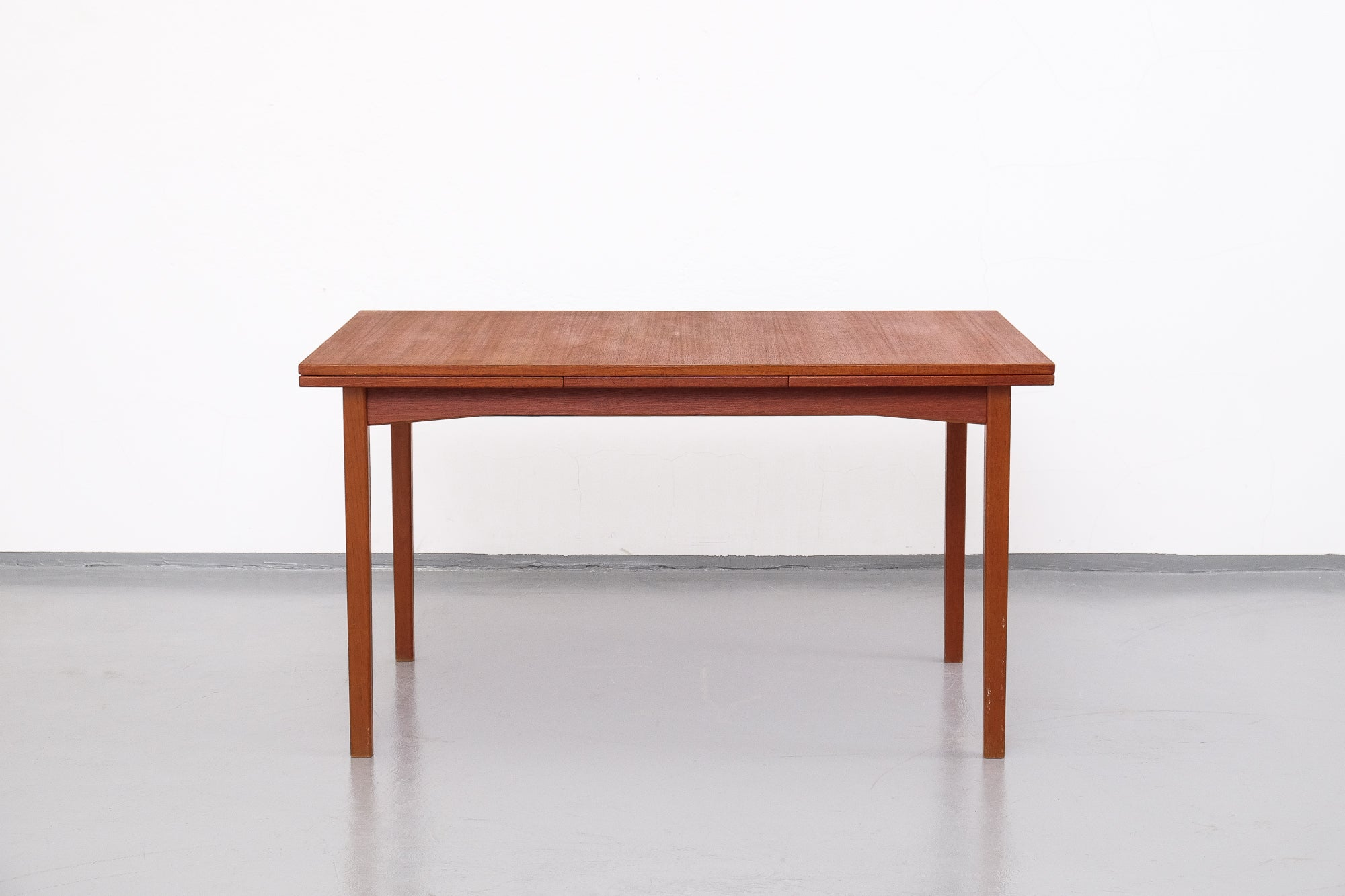 Teak Extendable Dining Table from Ulferts Möbler, 1960s