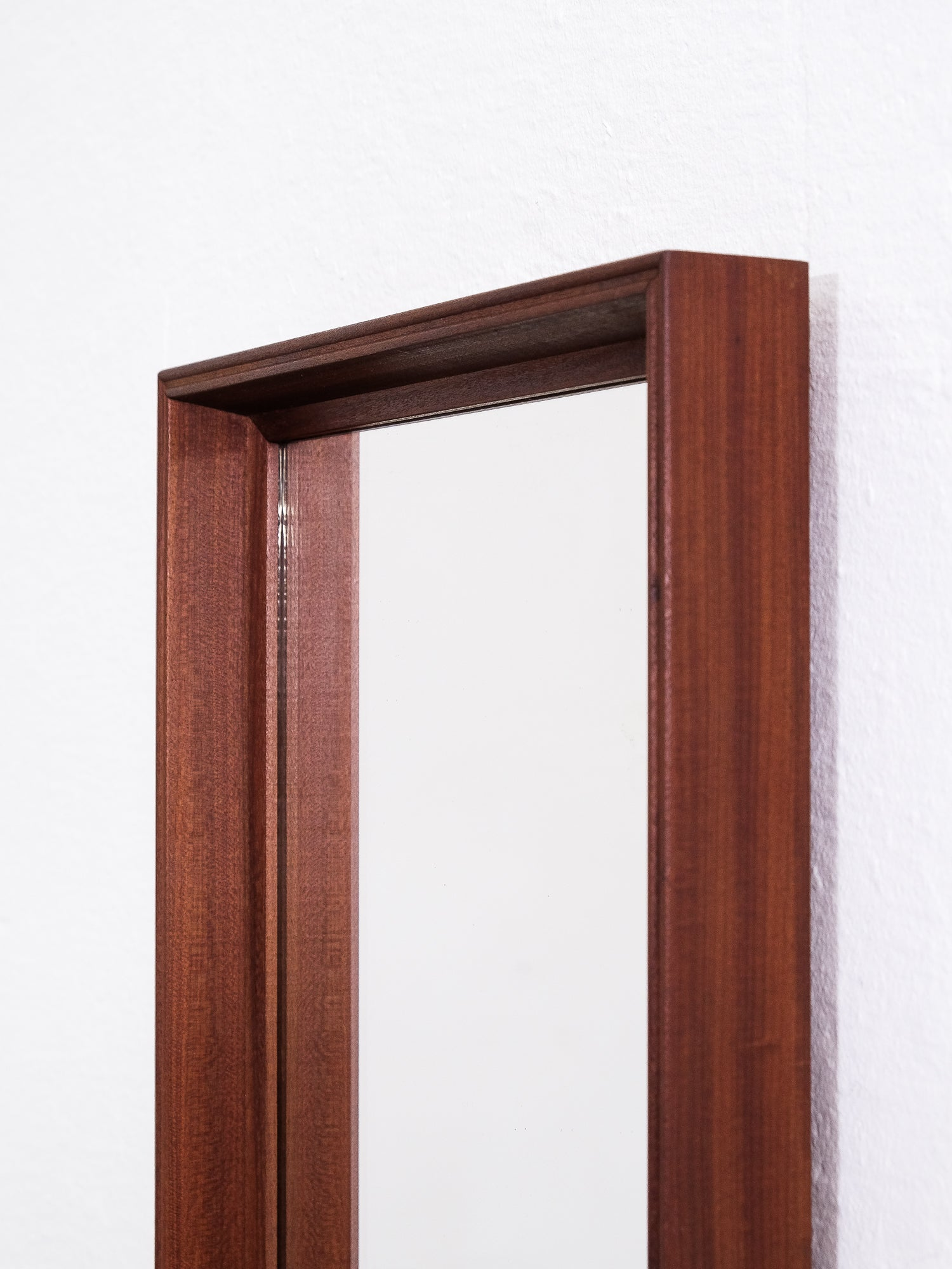 Large Midcentury Wall Mirror