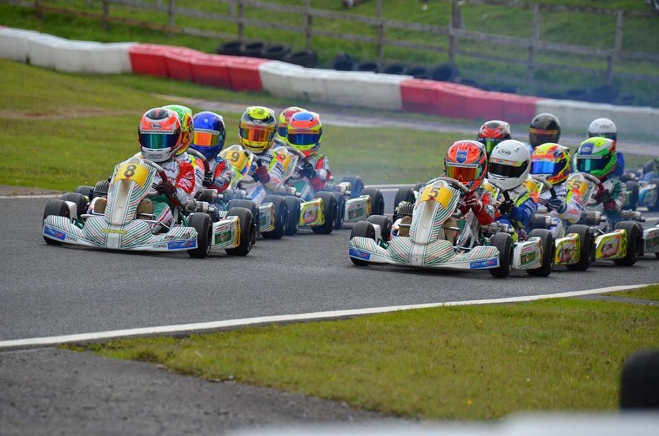 Rowrah British Champs Line Up
