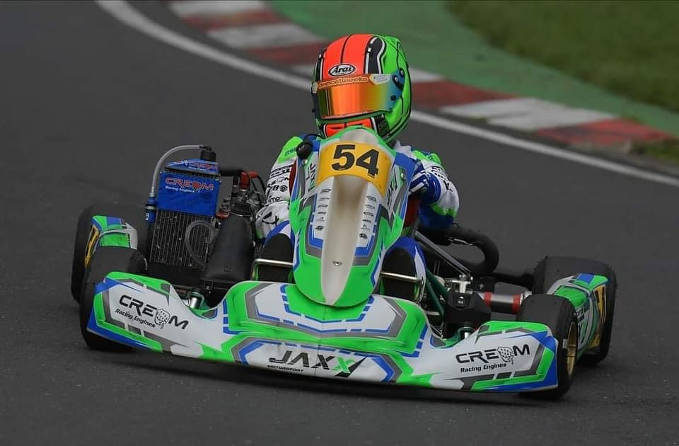 Strong performances at PFI Autum Cup