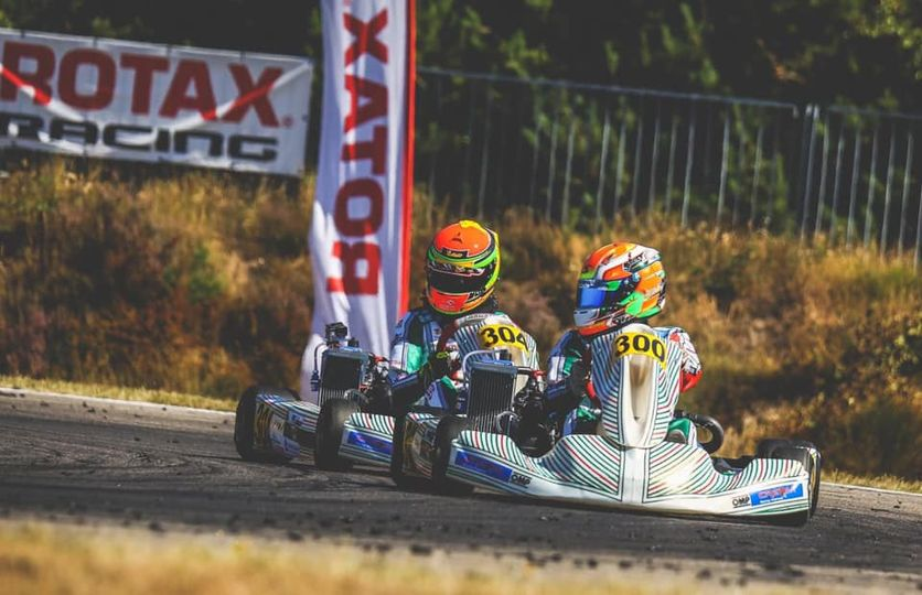 Solid first day at Rotax RMCIT!