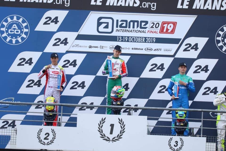 Multiple wins in Le Mans at the Iame International Finals