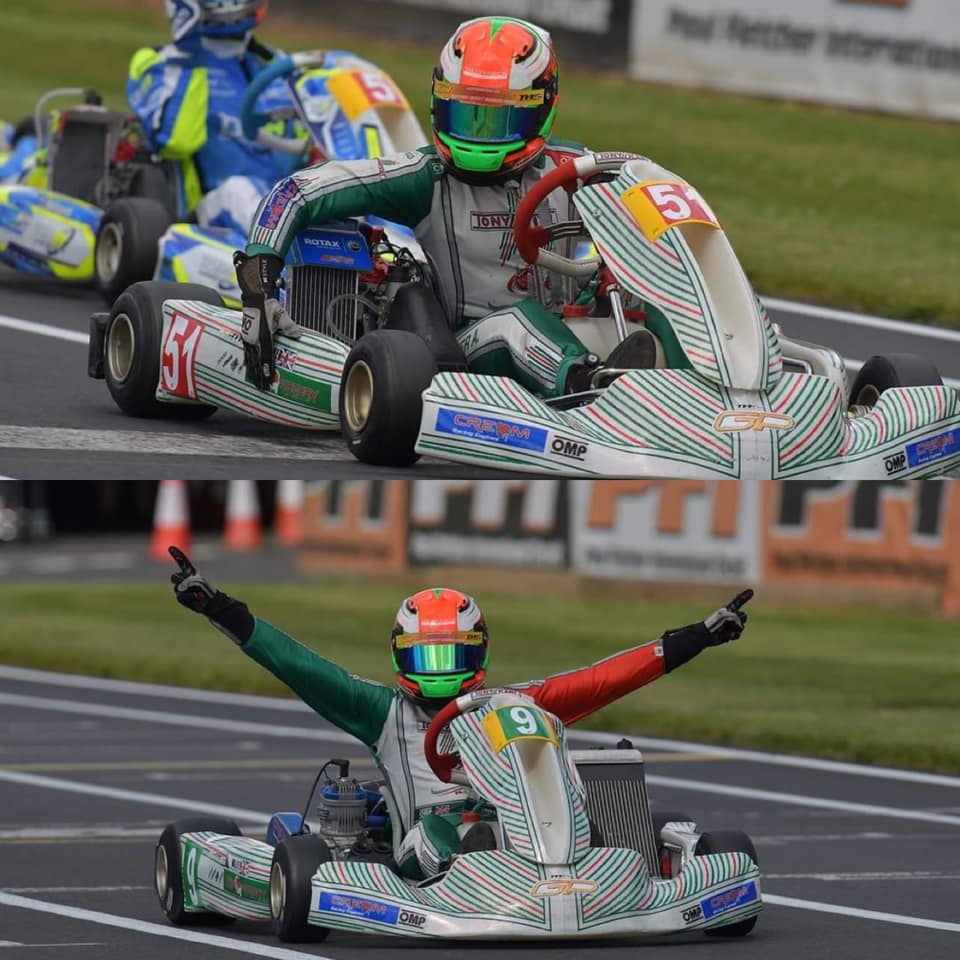 Cream Racing Engines Victorious at Kartmasters!