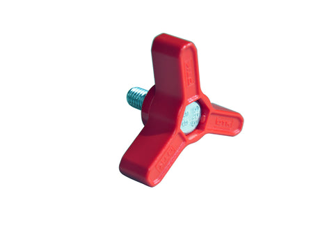 Fuel Tank fixing knob - red