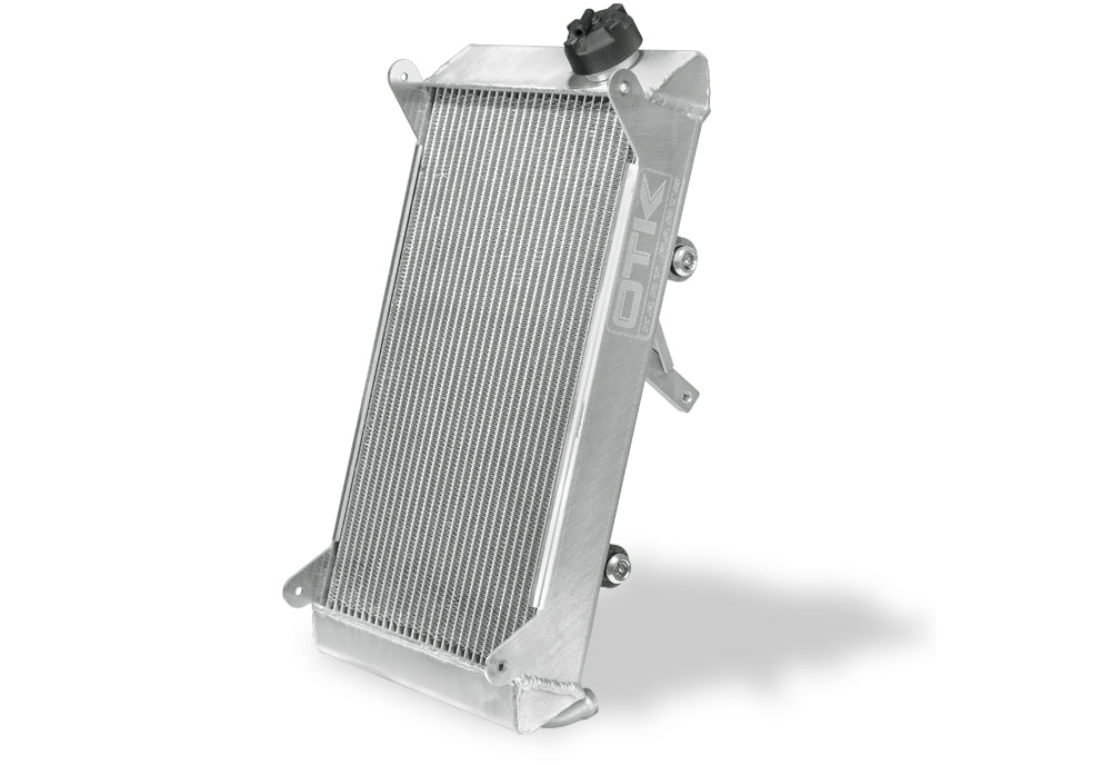 OTK radiator kit  470 x 265 x 43 complete with supports