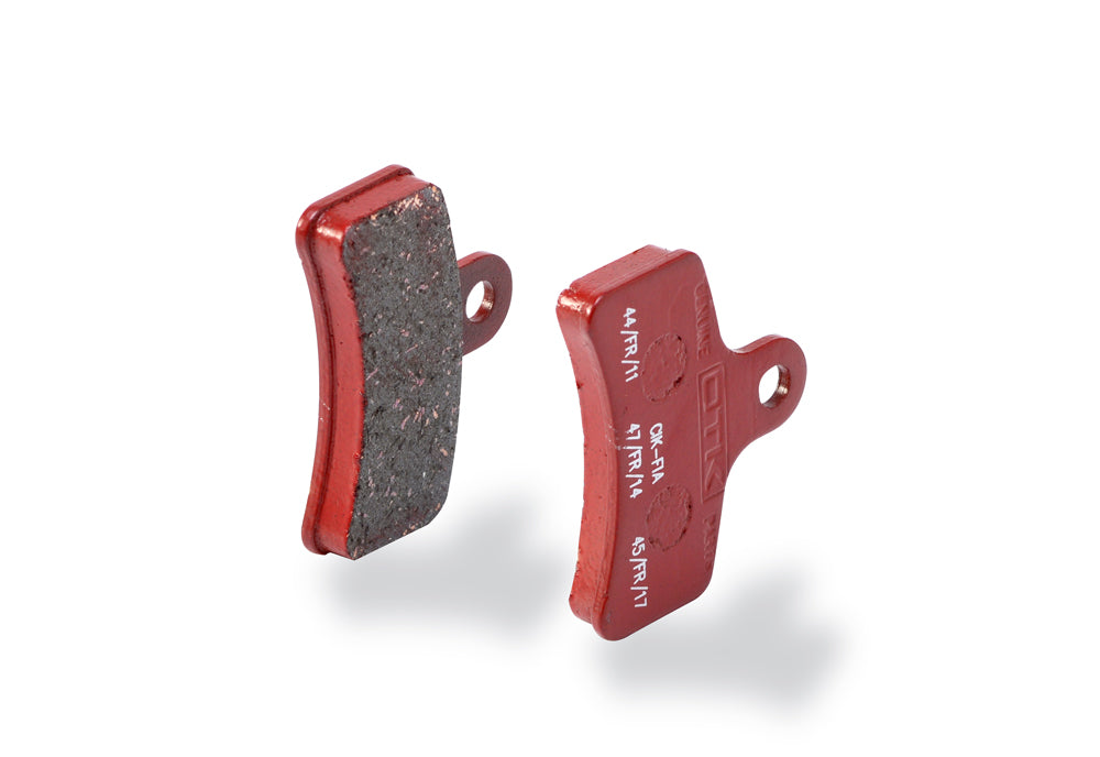 Rear Brake Pads Bambino (order 2 for a pair)