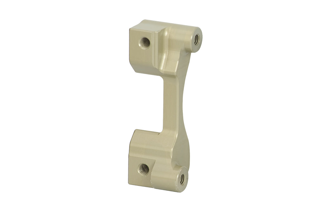 Rear Caliper Support for 180 mm disc for +5mm bearing supports