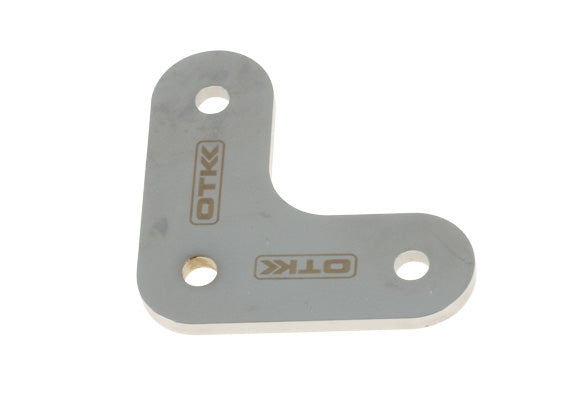 Seat support extension plate