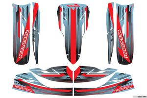 Redspeed Sticker Kit M6