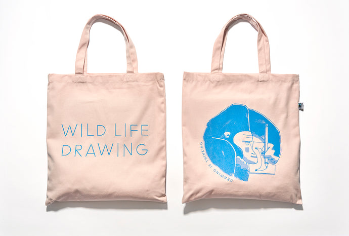 Drawing is Thinking Tote Bag