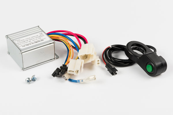 Powerrider 360 Electrical Kit  - control module and throttle