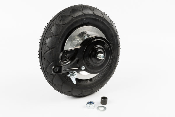 Powerrider 360 front wheel complete