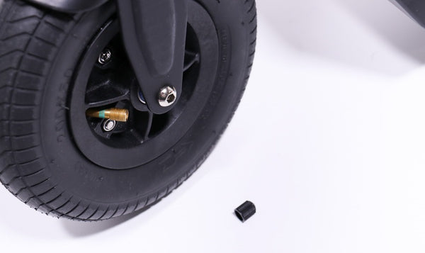 E Prime Air front wheel complete