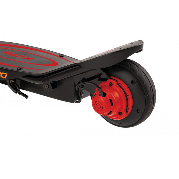 Power Core E100S Rear Wheel/Motor Red