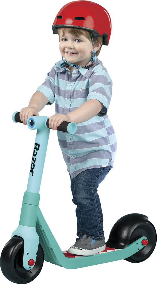 Wild Ones Junior Kick Scooter - Shark
