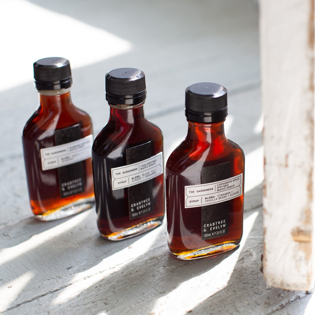 Tree Tapped Syrup Trio