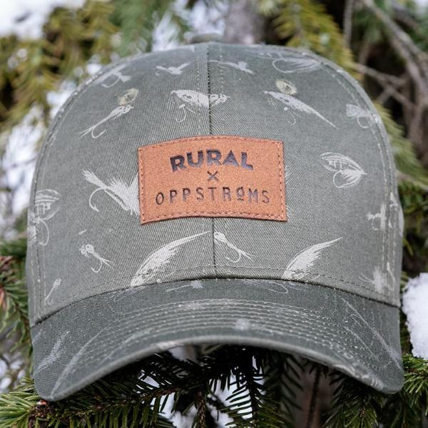 Limited Edition Rural x Oppstrøms Cap