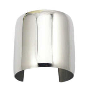 Hand buffed Stainless Steel CUFF BRACELET