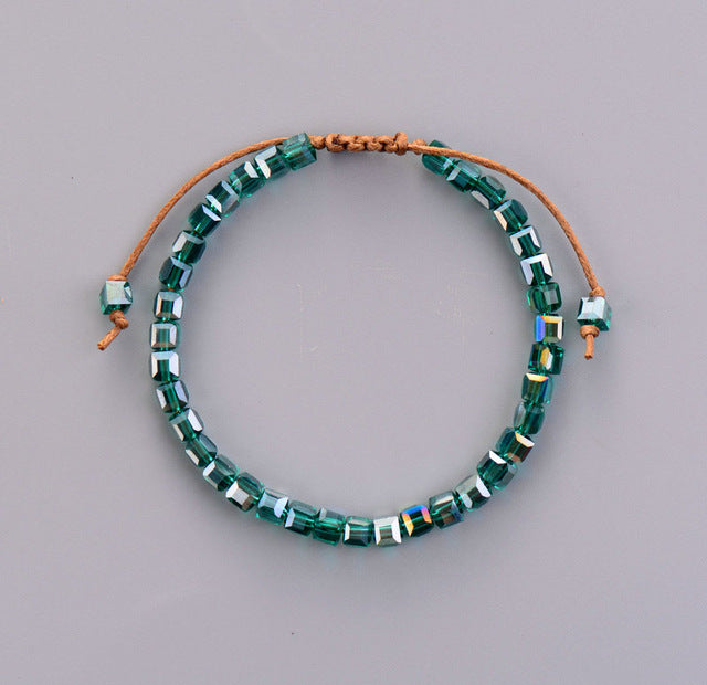 Classic Bead Friendship Bracelet