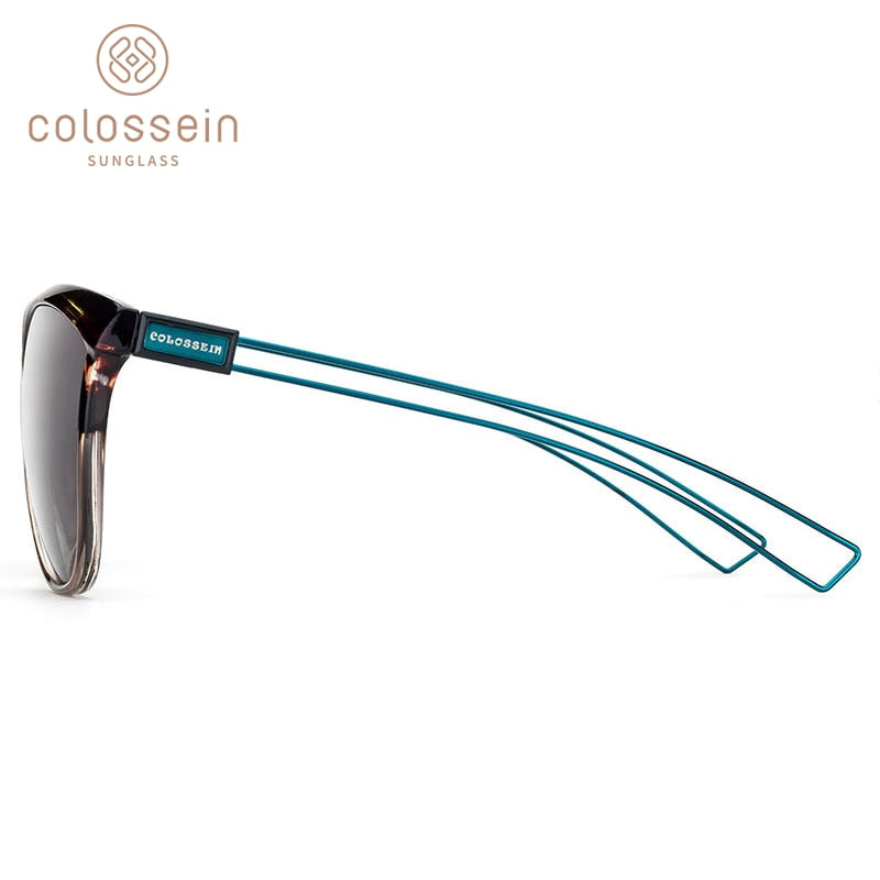 COLOSSEIN Cat Eye Sunglasses