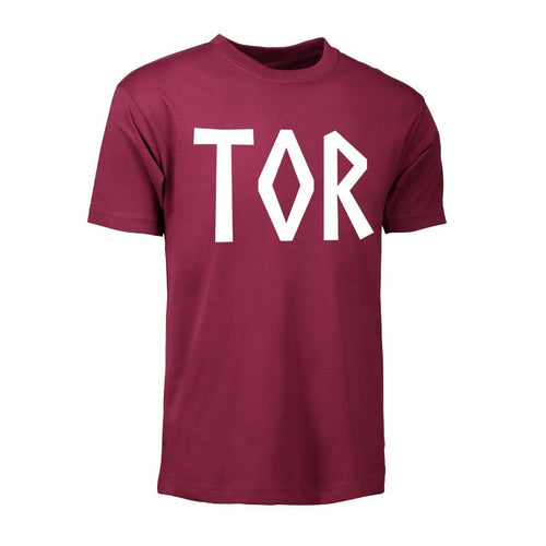 Bordeaux T-shirt - Unisex